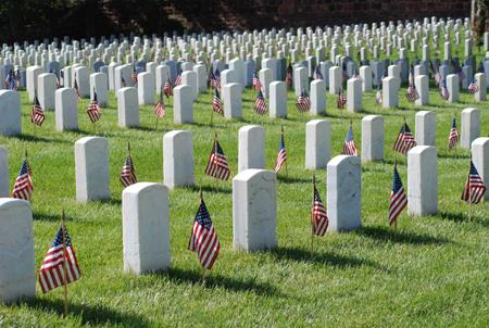 Alexandria National Cemetery, VA - National Cemetery Administration
