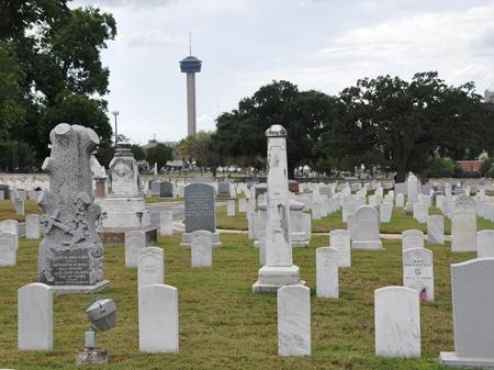 San Antonio National Cemetery - National Cemetery Administration