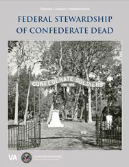 NCA Federal Stewardship of Confederate Dead