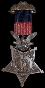 Army Medal of Honor, early design.
