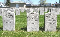 Camp Chase Confederate Cemetery