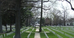 New Albany National Cemetery.