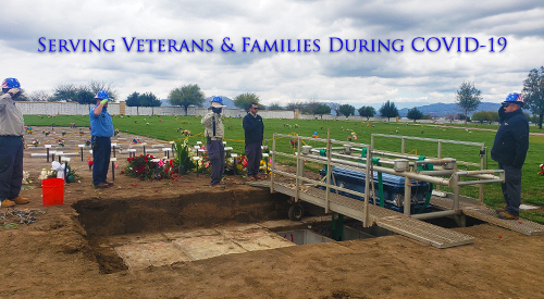 Serving Veterans and Families during COVID-19