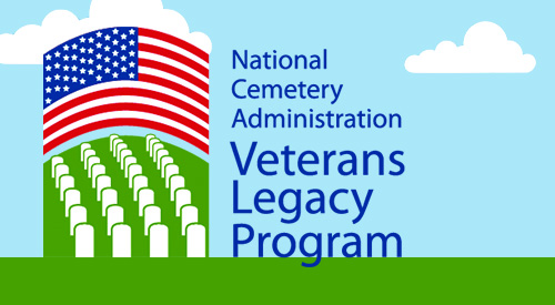 NCA Veterans Legacy Program logo