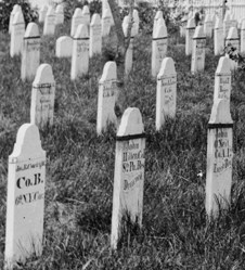 History Of Government Furnished Headstones And Markers National