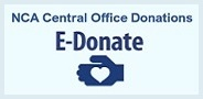 NCA Office Donations - E-Donate badge
