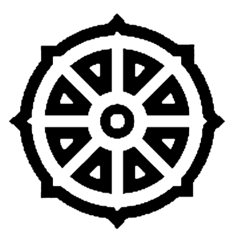 BUDDHIST (Wheel of Righteousness)