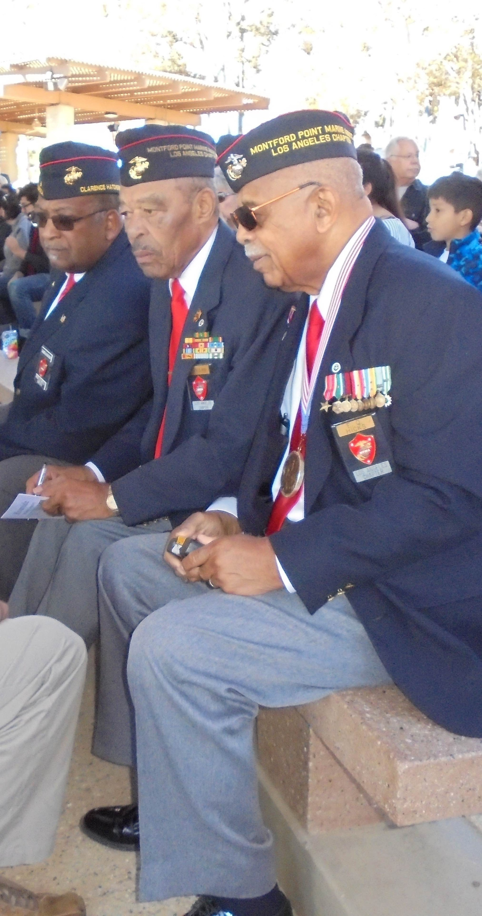 Montford Point Veterans