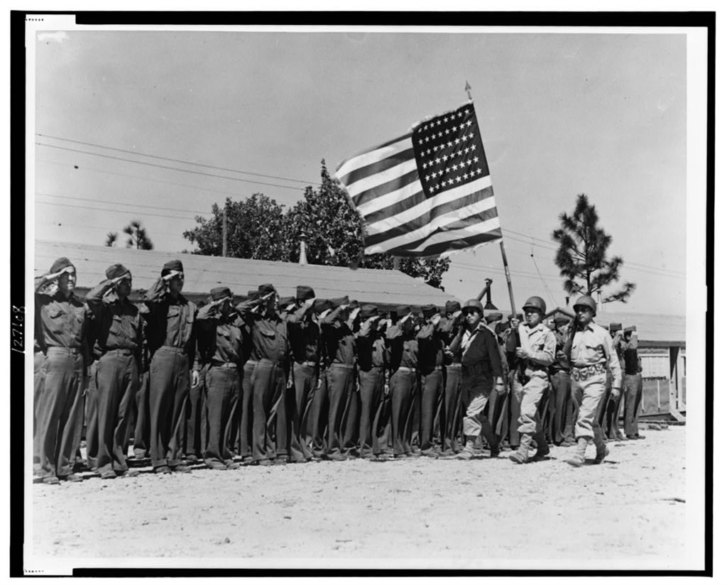Japanese American 442nd Unit