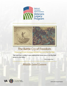 Middle level lessons - The battle cry of freedom